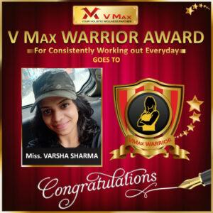 Miss. Varsha Sharma