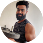 Our team Mr. Dinesh Fitness Coach