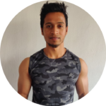 Our team Mr. Prasanth Fitness Coach