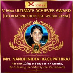 Mrs. Nandhinidevi Ragupathiraj